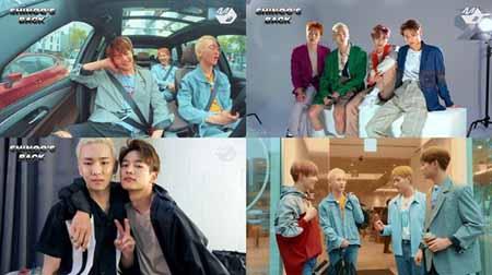 【公式】「SHINee」、デビュー後はじめてのリアリティ番組「SHINee's BACK」放送へ(提供:OSEN)