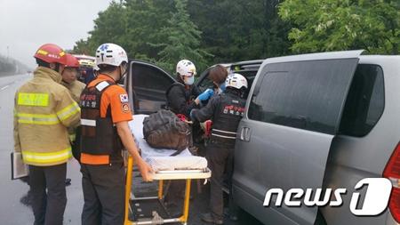 KBS「スーパーマンが帰ってきた」制作スタッフが交通事故…PDら5人負傷