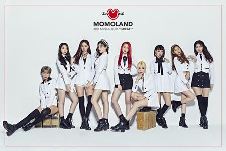「MOMOLAND」、6月26日にカムバック! シンサドンホレンイとタッグ(提供:OSEN)