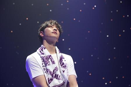 「2PM」チャンソン、初のソロツアーが大阪で開幕! ソロ曲「Treasure」初披露! (オフィシャル)