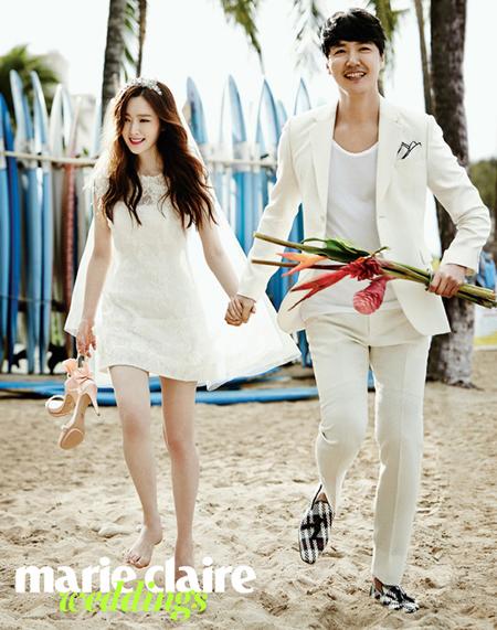 【公式】俳優ユン・サンヒョン&Maybee夫妻、第3子妊娠を発表 「家族全員が大喜び」(提供:news1)