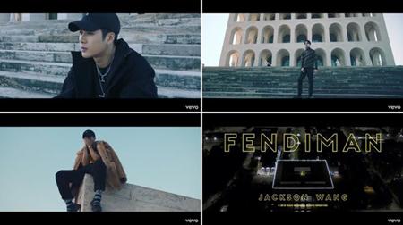 「GOT7」Jackson、米iTunesで1位の快挙 「感動+幸せ」(提供:OSEN)