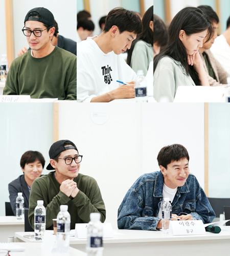 俳優シン・ハギュン&イ・グァンス出演「僕の特級兄弟」、23日クランクイン(提供:news1)