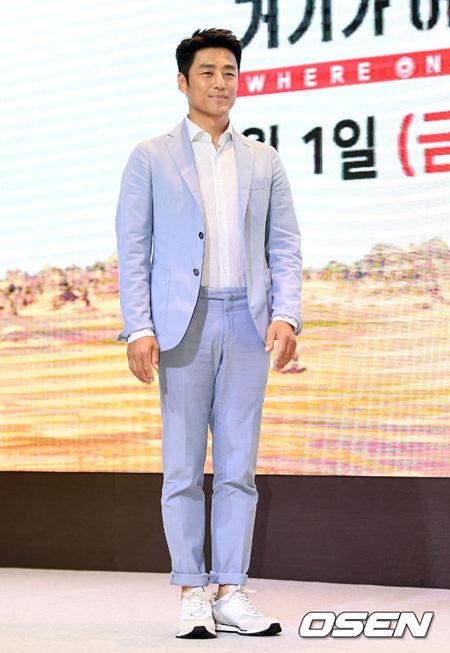 「そこはどこ? ? 」俳優チ・ジニ、「初のバラエティレギュラー、好奇心で合流」(提供:OSEN)