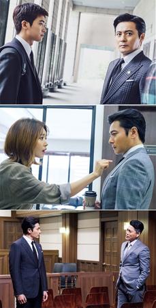 韓国俳優チャン・ドンゴンが、ドラマ「SUITS」で存在感を改めて立証した。(提供:news1)
