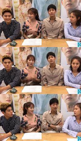 韓国歌手兼俳優のキム・ドンジュン(ZE:A)が、ドラマ「止めたい時間:アバウトタイム」への出演について心境を明かした。(提供:OSEN)