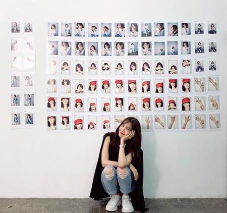 """""""本日誕生日""""ユナ(少女時代)「ファンからたくさん祝福され毎年幸せ…ありがとう」(提供:OSEN)"""