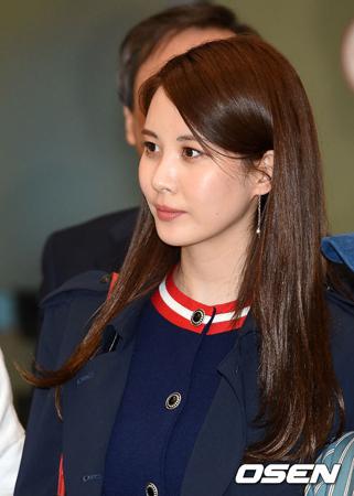 """韓国ガールズグループ「少女時代」のソヒョンが、完全な""""独り立ち""""をしそうだ。(提供:OSEN)"""