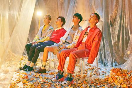 【公式】「SHINee」、きょう(31日)Mnet「エムカ」でカムバックステージを初披露へ(提供:OSEN)