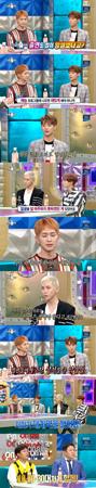 バラエティー番組に出演した韓国ボーイズグループ「SHINee」が、メンバーの故ジョンヒョンを思い出し、堪えていた涙を見せた。(提供:news1)