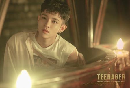 韓国歌手サムエル(SAMUEL)がデビュー後、初の単独MCに挑戦する。(提供:news1)