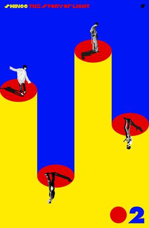 トリプルタイトルリレー活動を予告した韓国アイドルグループ「SHINee」の6thアルバムのエピソード2が11日、公開される。(提供:news1)