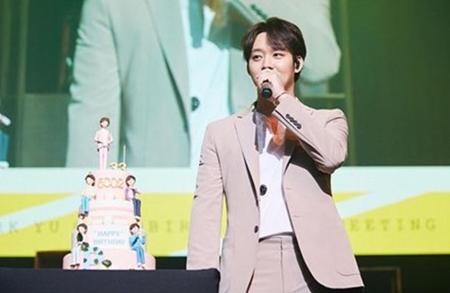 韓国ボーイズグループ「JYJ」メンバーのユチョンが、舞台、ドラマ、映画と芸能界全般で再び活発な活動を続けられるのか。(提供:OSEN)