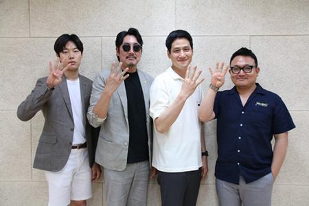 韓国映画「毒戦」が累積観客動員数400万人を突破した。(提供:OSEN)