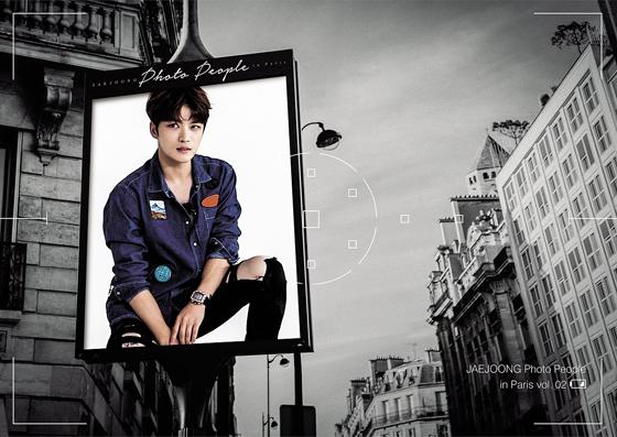 ジェジュンが韓国で8年ぶりに出演した「JAEJOONG Photo People in Paris」、DVD vol.02特典映像の一部公開! (オフィシャル)