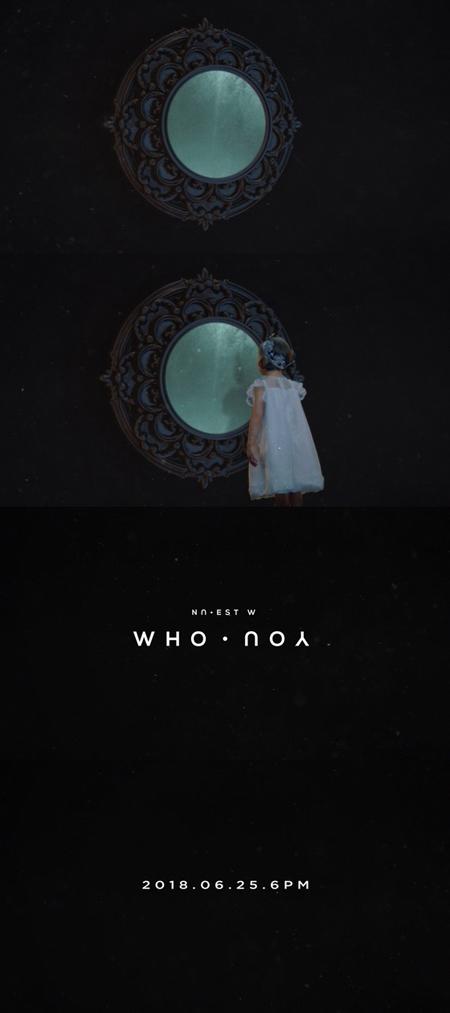 「NU'EST W」、ニューアルバム名「WHO, YOU」に決定=神秘的なティザーを電撃公開(提供:news1)