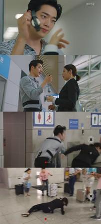 韓国ドラマ「君も人間か」の演出を担当するチャ・ヨンフンPDが、第1話に登場した暴力シーンについて「申し訳ない」と謝罪した。(提供:OSEN)