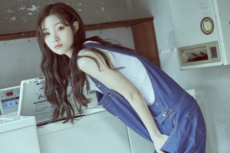 韓国ガールズグループ「DIA」チョン・チェヨンがKBS新ドラマ「to.Jenny」の主演にキャスティングされた。(提供:OSEN)