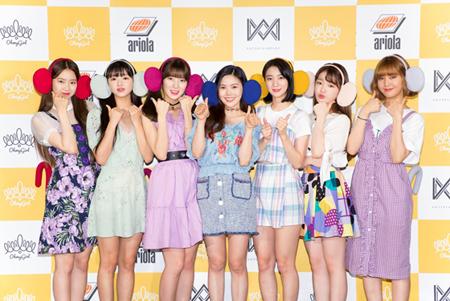 「OH MY GIRL BANHANA」、日本デビュー決定! ショーケースライブも開催へ(オフィシャル)