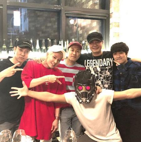 YGヤン・ヒョンソク代表、「Sechs Kies」の9月カムバックを公式化(提供:OSEN)
