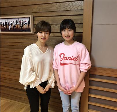 映画「女子中学生A」主演のキム・ファンヒ、SUHO(EXO)に感謝 「おかげで良い演技」(提供:OSEN)