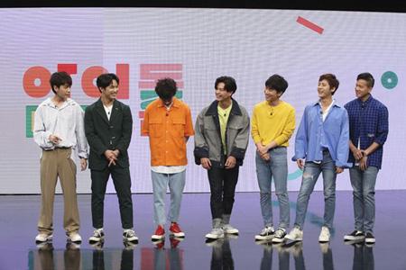 韓国アイドルグループ「BTOB」が新しいタイトル曲を「IDOL ROOM」を通じて初公開する。(提供:OSEN)