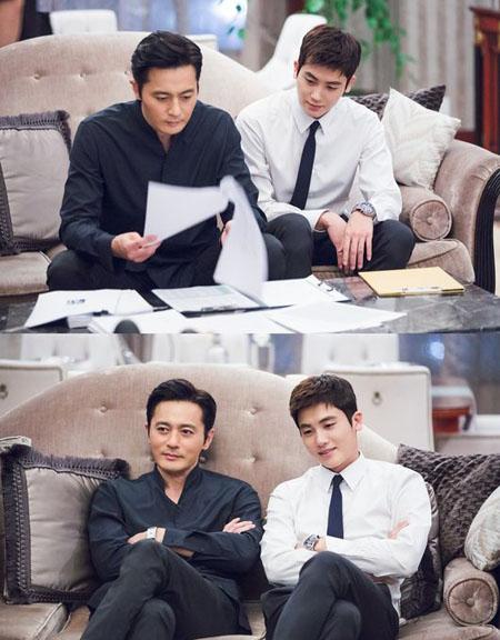 今夜最終回迎えるドラマ「SUITS」、出演のチャン・ドンゴン&パク・ヒョンシクが心境明かす 「幸せな時間、ありがとう」(提供:OSEN)