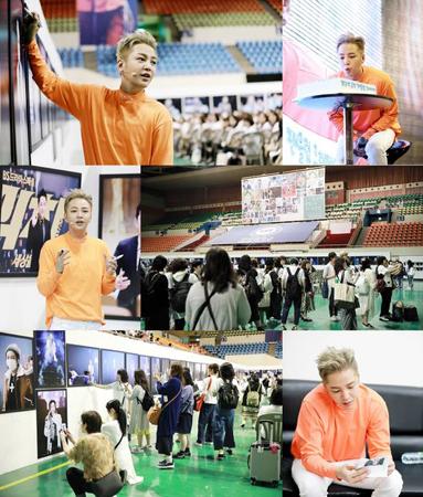 俳優チャン・グンソク、誕生日記念写真展が大盛況…収益金1億2000万ウォン(約1200万円)寄付(提供:OSEN)