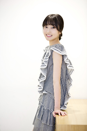「女子中学生A」キム・ファンヒ、「EXO」SUHOとの演技に「友達から羨ましがられた」(提供:news1)