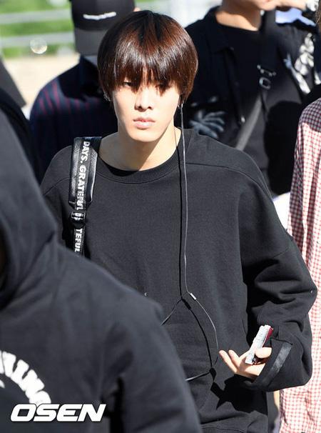 「NCT 127」日本人メンバーのユウタ、故郷でもある大阪の地震被害に胸痛める…「僕にできる方法で精一杯応援」(画像:OSEN)