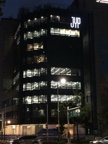 「2PM」・「TWICE」ら所属のJYPエンタ、約20億円で新社屋を購入
