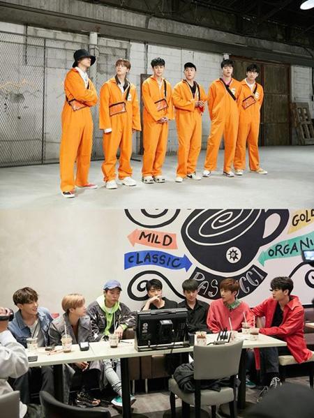 """アイドルグループ「iKON」の""""7人7色""""の魅力を盛り込んだ「自主制作iKON TV」が1話延長を確定した。(提供:OSEN)"""