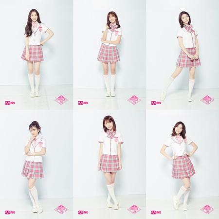 「PRODUCE 48」、初回から韓国視聴者の注目を浴びた日韓練習生は? 宮脇咲良・松井珠理奈ら人気メンバーも(提供:OSEN)
