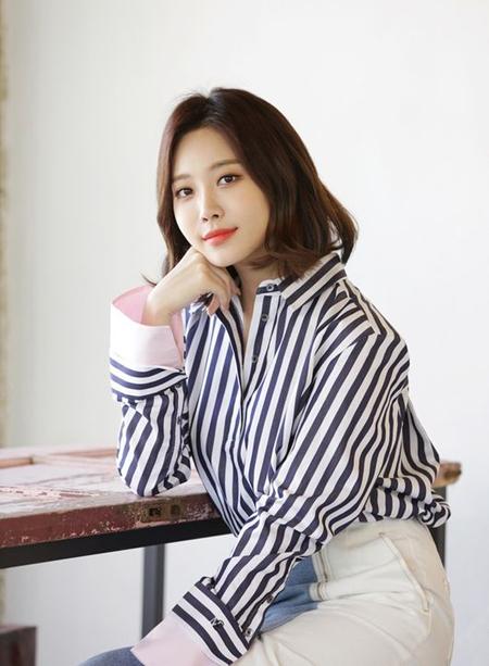 ユラ(Girl's Day)、「2018ミスコリア」MCに抜てき(提供:OSEN)