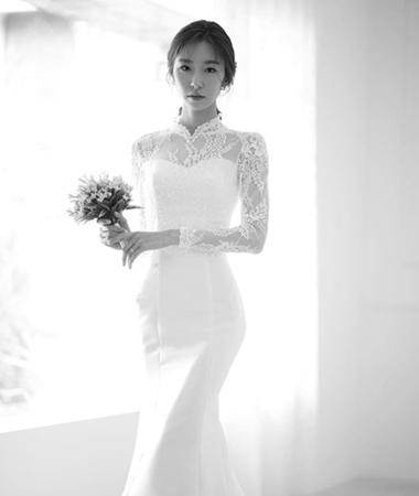 韓国ガールズグループ「Dal★shabet」元メンバーのガウンが23日、結婚する。(提供:OSEN)