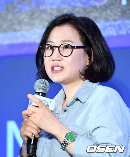 韓国の人気ドラマ作家、離婚報道を否定 「事実無根、虚偽報道には強力対応」