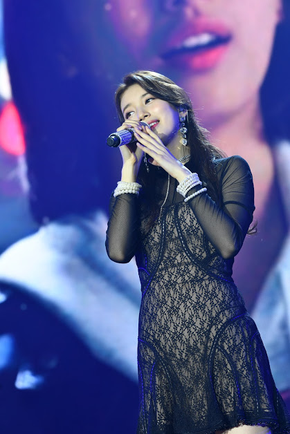 【公式】スジ(Miss A)、アジアファンミツアーの海外公演を終了…フィナーレはソウルで(提供:OSEN)
