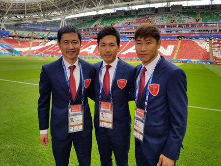 "<2018W杯>韓国VSドイツ、視聴率はKBSが15.8%で""同時間帯1位""(提供:OSEN)"