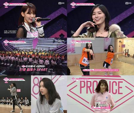 「PRODUCE 48」、2週連続でTV話題性1位に! 宮脇咲良(HKT48)らの登場で圧倒的占有率(提供:OSEN)