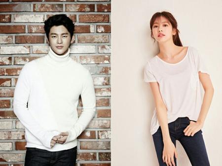 【公式】ソ・イングク&チョン・ソミン、韓国版「空から降る一億の星」主演に確定(提供:OSEN)