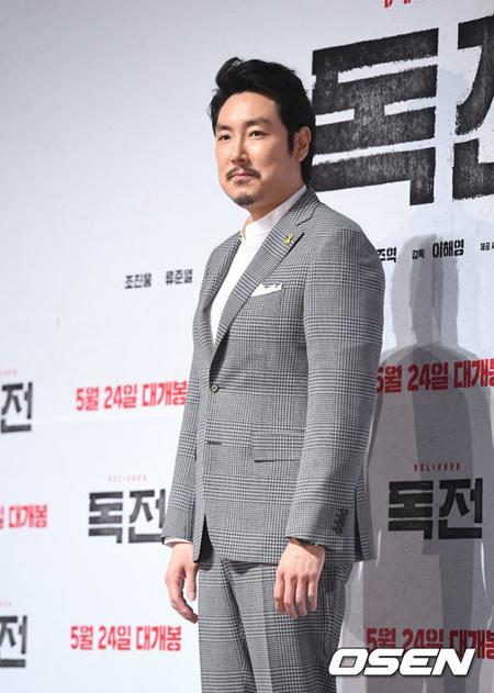 【公式】俳優チョ・ジヌン、米アカデミー会員に委嘱 「光栄でありがたく思う」