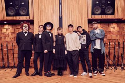 「EPIK HIGH」、4人組バンド「End of the World(SEKAI NO OWARI)」とのコラボ楽曲「Sleeping Beauty」をリリース(画像:オフィシャル)