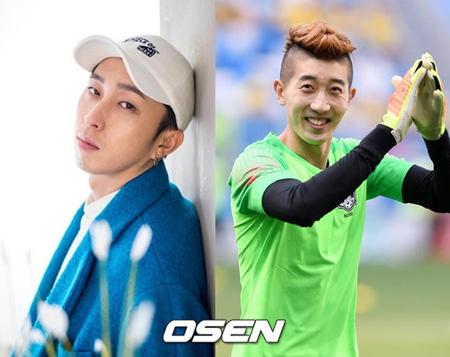 ラッパーSleepy、サッカー韓国代表GKチョ・ヒョヌそっくりと話題に「所属クラブ(大邱)から連絡が来た」
