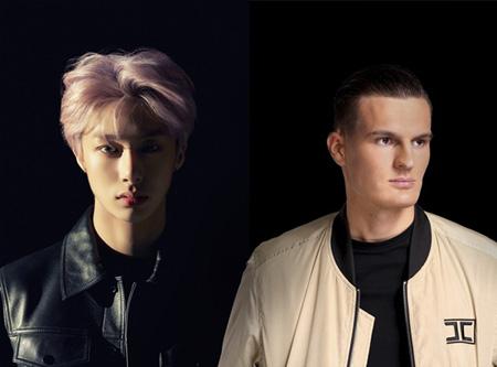 韓国アイドルグループ「MONSTA X」ヒョンウォン(DJ H.ONE)がヨーロッパの人気DJ Jimmy clashと特別なコラボシングルを発表することがわかった。(提供:OSEN)
