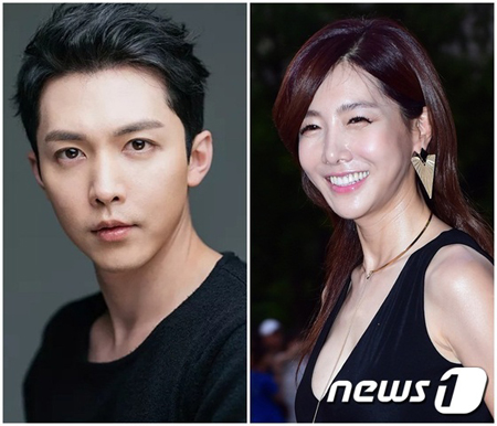 韓国俳優リュ・サンウク(33)側が、女優キム・ヘジン(43)との破局について立場を明らかにした。(提供:news1)