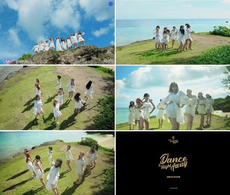「TWICE」、新曲「Dance The Night Away」ダンスバージョンのティザー公開! (提供:news1)