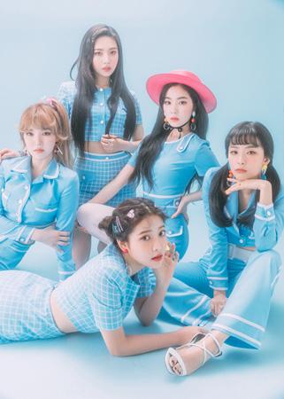 「Red Velvet」、JAPAN 1stミニアルバムが各チャートを席巻中! (オフィシャル)