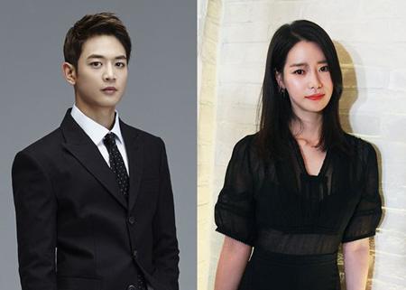 韓国アイドルグループ「SHINee」ミンホ(本名:チェ・ミンホ)と女優イム・ジヨンが第22回富川国際ファンタスティック映画祭の司会者に選定された。(提供:OSEN)