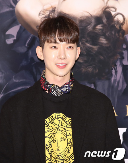 韓国アイドルグループ「2AM」チョ・グォン(28)が8月7日に現役で入隊することがわかった。(提供:news1)