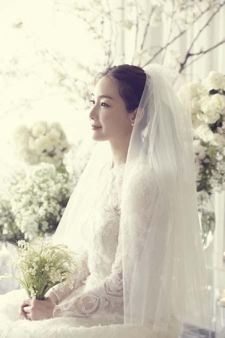 【公式】女優チェ・ジウの結婚相手、詳細は「9歳年下、会社代表」(提供:OSEN)